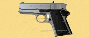 Detonics Combat Master Silver by ARMY R45(Full metal)